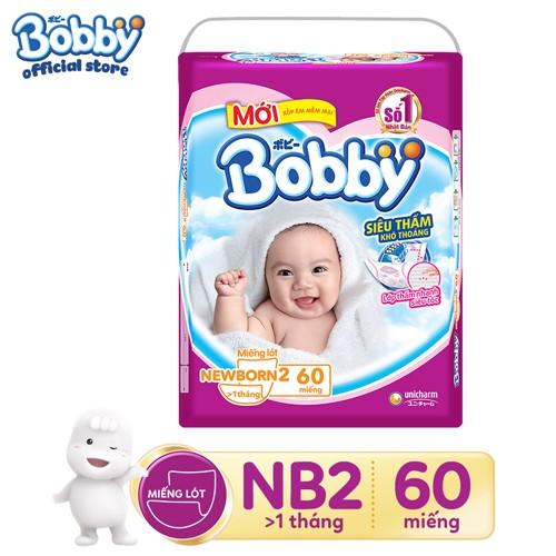 Miếng lót Bobby Fresh Newborn 2 - 8934755030505