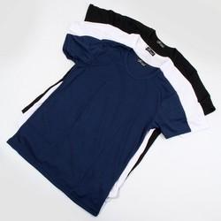 Combo 2 áo thun cổ tròn vải lưới Kisetsu