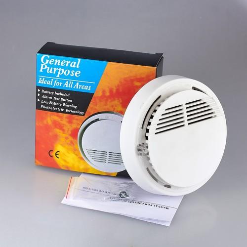 Máy Báo Cháy Smoke Alarm an toàn cho gia đình