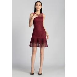 De Leah - Đầm Ôm Ren Đuôi Cá - Thời trang thiết kế