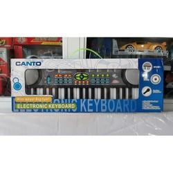 đồ chơi đàn nhạc Piano có loa-bàn phím