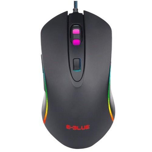 Chuột E-Blue EMS Led RGB + lót chuột game tốt