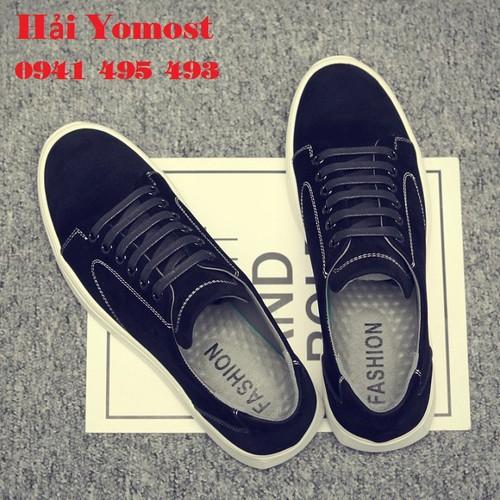 Giày nam phong cách Hàn Quốc
