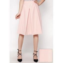 De Leah - Chân Váy Xoè Li Đều - Thời trang thiết kế