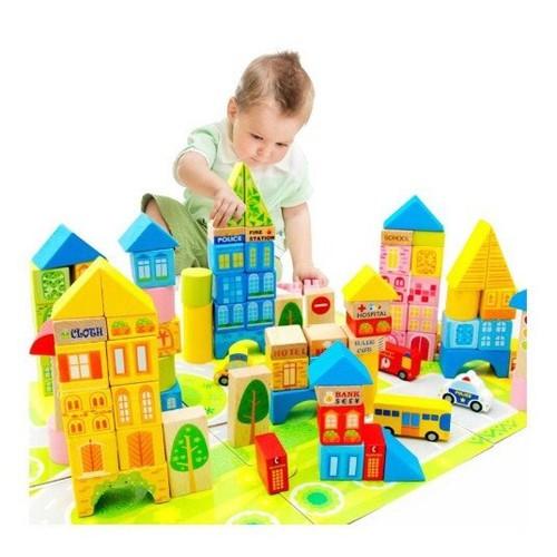 Bộ đồ chơi lắp ghép mô hình thành phố 62 chi tiết bằng gỗ - 5232813 , 11571205 , 15_11571205 , 190000 , Bo-do-choi-lap-ghep-mo-hinh-thanh-pho-62-chi-tiet-bang-go-15_11571205 , sendo.vn , Bộ đồ chơi lắp ghép mô hình thành phố 62 chi tiết bằng gỗ