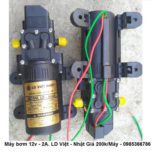 Máy bơm nước mini 12v 2A dùng để tưới cây phun phân thuốc cho lan - 5234279 , 11572211 , 15_11572211 , 200000 , May-bom-nuoc-mini-12v-2A-dung-de-tuoi-cay-phun-phan-thuoc-cho-lan-15_11572211 , sendo.vn , Máy bơm nước mini 12v 2A dùng để tưới cây phun phân thuốc cho lan