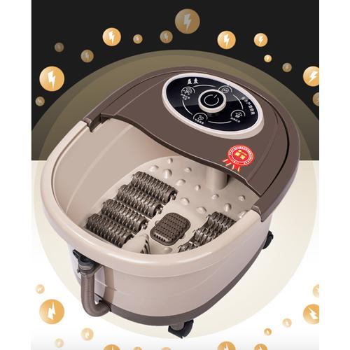 Máy massage chân trị liệu ozone tia hồng ngoại