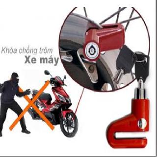 Khóa Đĩa Chống Trộm BX0594 - BX0594 thumbnail