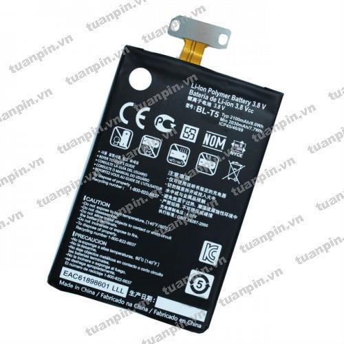 Pin  điện thoại LG T5 - 5241372 , 11578128 , 15_11578128 , 100000 , Pin-dien-thoai-LG-T5-15_11578128 , sendo.vn , Pin  điện thoại LG T5