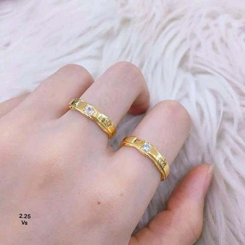 nhẫn đôi vàng tây 10 kara - 5274615 , 11603988 , 15_11603988 , 4350000 , nhan-doi-vang-tay-10-kara-15_11603988 , sendo.vn , nhẫn đôi vàng tây 10 kara