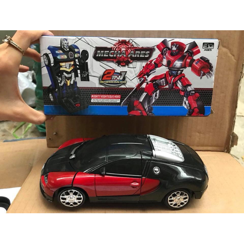 Ô Tô Robot Biến Hình
