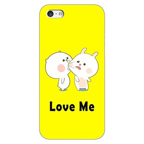 Ốp lưng điện thoại Iphone 5C - Love Me