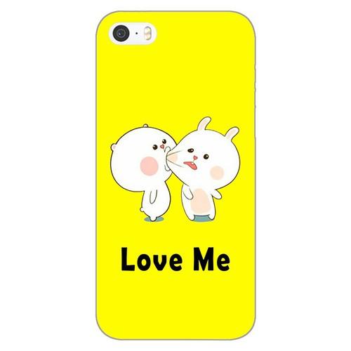 Ốp lưng điện thoại Iphone 5 - Love Me