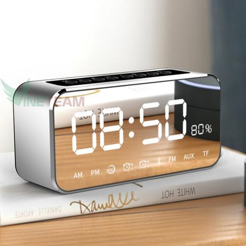 Loa bluetooth nghe đài FM kiêm đồng hồ báo thức Yayusi S2 - 5971625 , 12490333 , 15_12490333 , 334000 , Loa-bluetooth-nghe-dai-FM-kiem-dong-ho-bao-thuc-Yayusi-S2-15_12490333 , sendo.vn , Loa bluetooth nghe đài FM kiêm đồng hồ báo thức Yayusi S2