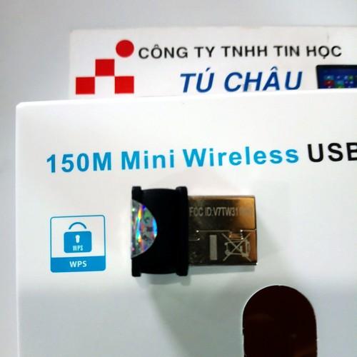 Thiết bị thu Wifi W311MI, 150Mbps - chuẩn Nano