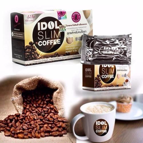 CÀ PHÊ GIẢM CÂN IDO SLIM COFFEE THÁI LAN