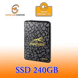 SSD 240gb Apacer AS340  Panther 2.5inch sata III chính hãng Vĩnh Xuân-Vita-Elite phân phối