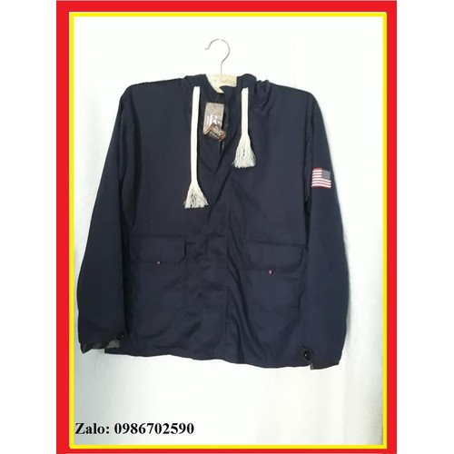 Áo khoác kaki nam hai lớp - áo jacket