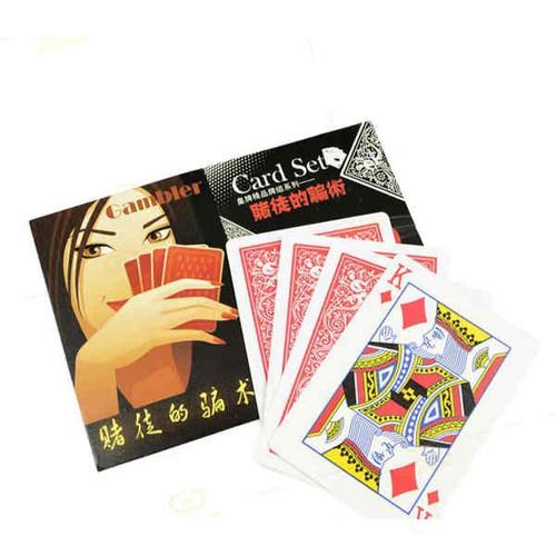 Đồ chơi ảo thuật: Monte Trick of Gambler