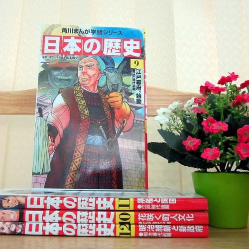 Truyện tiếng Nhật Truyện tranh lịch sử Nhật Bản Tập 9 - 5264700 , 11595431 , 15_11595431 , 76000 , Truyen-tieng-Nhat-Truyen-tranh-lich-su-Nhat-Ban-Tap-9-15_11595431 , sendo.vn , Truyện tiếng Nhật Truyện tranh lịch sử Nhật Bản Tập 9