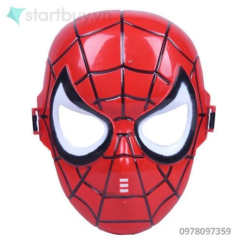 Mặt nạ siêu nhân người nhện