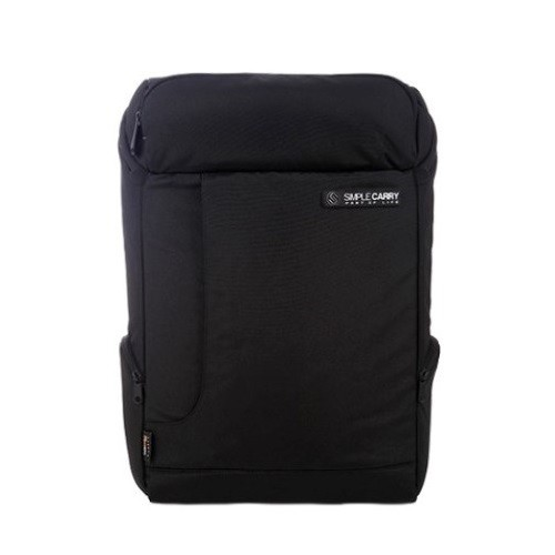 Balo laptop Simplecarry K7 Black