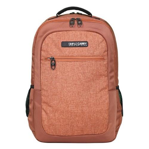 Balo laptop Simplecarry B2B17 Brown