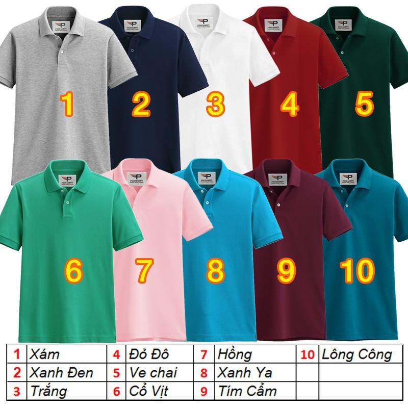 Áo thun nam cổ bẻ chuẩn mọi phong cách Pigofashion AB19 - 3 - nhiều màu 4