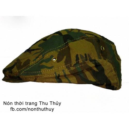 Nón beret, mũ beret, nón mỏ vịt, mũ nón bánh tiêu, mũ nón bere - 14
