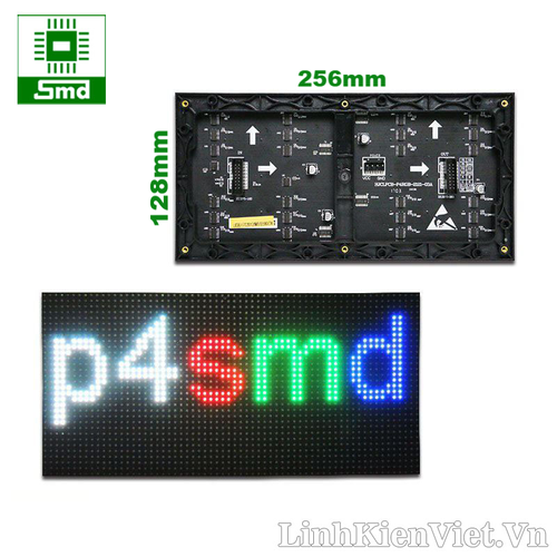 Module ma trận Full colour P4 indoor