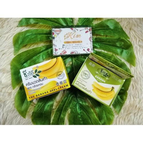 Kem trị nứt gót chân Banana Thái Lan - 5265406 , 11596170 , 15_11596170 , 50000 , Kem-tri-nut-got-chan-Banana-Thai-Lan-15_11596170 , sendo.vn , Kem trị nứt gót chân Banana Thái Lan
