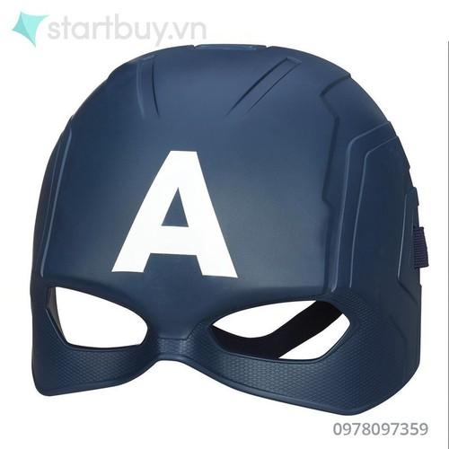 Mặt nạ Captain American cho bé trên 2 tuổi