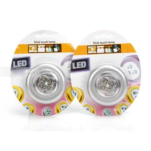 Combo 2 đèn led đa năng dán tường