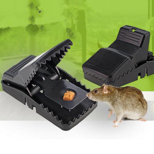 Kẹp Bẫy Chuột Thông Minh - Tiêu Diệt Lũ Chuột Hôi Hám