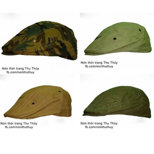 Nón beret, mũ beret, mũ nón bere, nón mỏ vịt, mũ nón bánh tiêu 13