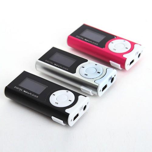 Máy nghe nhạc MP3 dài có màn