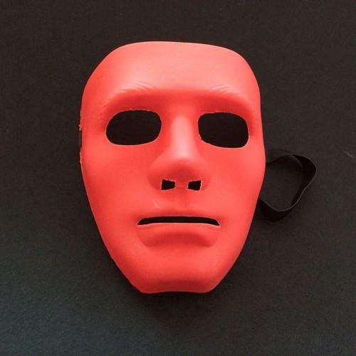 Mặt Nạ Jabbawockeez đỏ Mặt Nạ Cosplay người 3 mặt