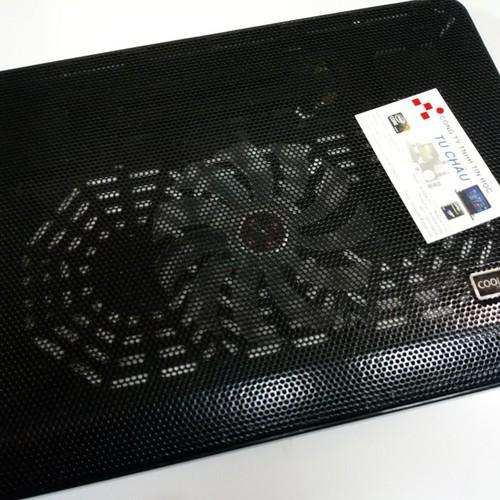 Đế tản nhiệt N139: 1 Fan 14 Cm, up to 17 in