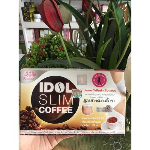 Cà Phê Giảm Cân Idol Slim Coffee Thái Lan loại 1 - 5286351 , 11615478 , 15_11615478 , 149000 , Ca-Phe-Giam-Can-Idol-Slim-Coffee-Thai-Lan-loai-1-15_11615478 , sendo.vn , Cà Phê Giảm Cân Idol Slim Coffee Thái Lan loại 1