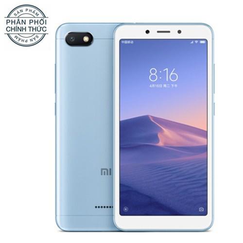 Điện thoại Xiaomi Redmi 6A + Tặng sim F90 Viettel |Hàng chính hãng