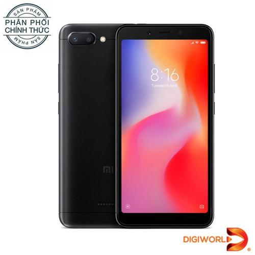 Điện thoại Xiaomi Redmi 6A 16GB Có tiếng việt - Chính hãng Digiworld