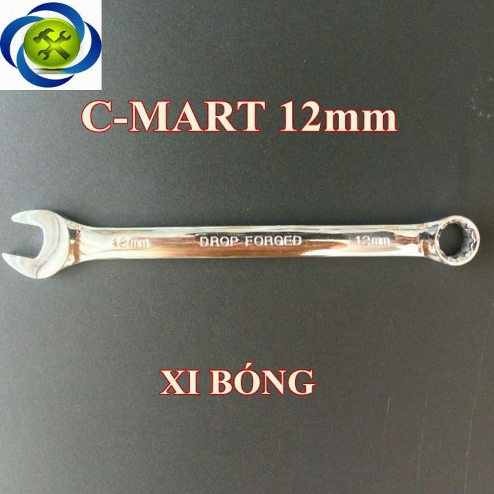 Cờ lê C-MART F0501-12 12mm xi bóng 1