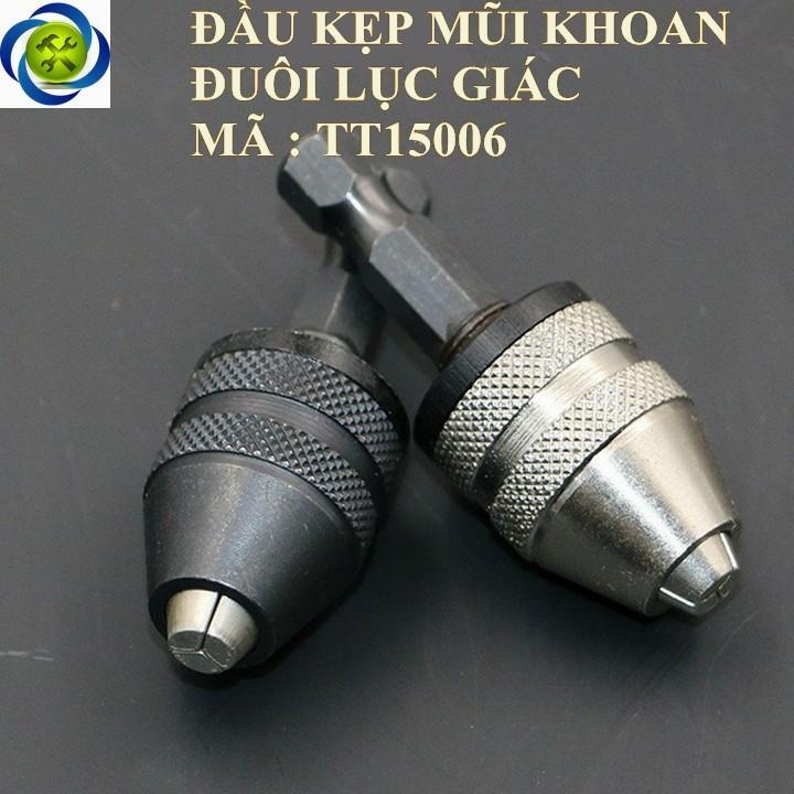 Đầu kẹp mũi khoan đuôi lục giác TT15006 1
