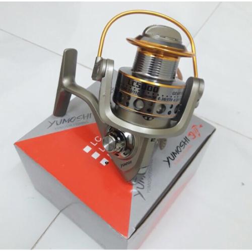 Máy câu cá Yumoshi LC 6000 cối kim loại