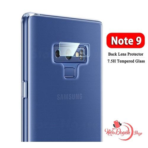 Dán cường lực Camera Samsung Galaxy Note 9