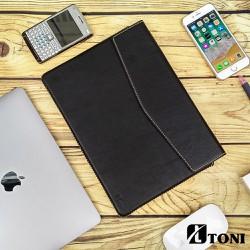 Bao da,túi da thật handmade TONI cho Macbook 11,12,13,14,15