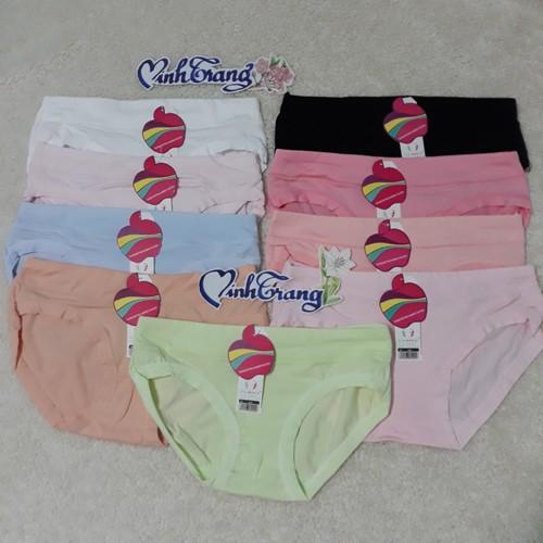 Combo 10 quần cotton mềm mịn