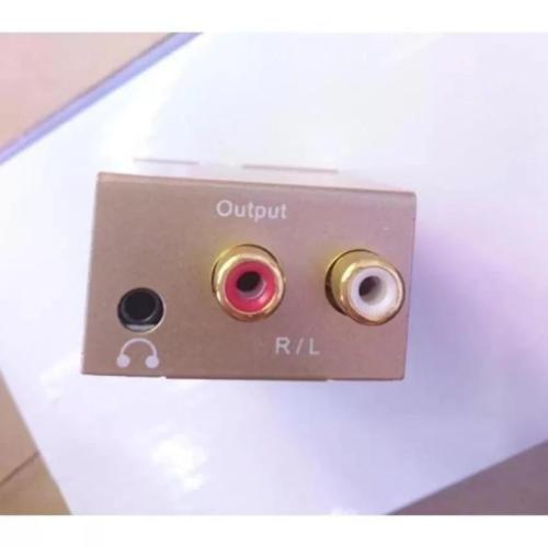 Bộ chuyển đổi âm thanh tivi Optical sang Av RL loa amply - 6727462 , 13415820 , 15_13415820 , 165000 , Bo-chuyen-doi-am-thanh-tivi-Optical-sang-Av-RL-loa-amply-15_13415820 , sendo.vn , Bộ chuyển đổi âm thanh tivi Optical sang Av RL loa amply