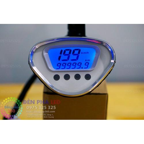 Đồng hồ điện tử xe 67
