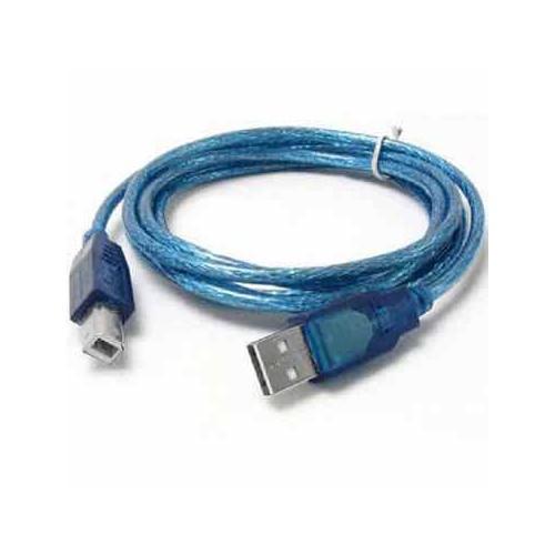 Dây USB máy in 1!5 M màu xanh